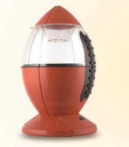 electric healthy hot air popcorn maker without oil