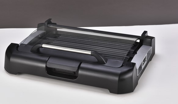 reversible grill griddle with 1800W non-stick ceramic coating 1800W