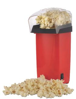 1200W mini fat-free retro hot air popcorn maker without oil